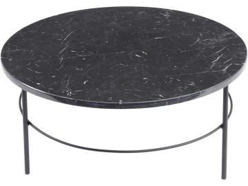 Marquina Black Marble Coffee Table