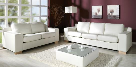 MISSOURI - modern 2 seater sofa bed