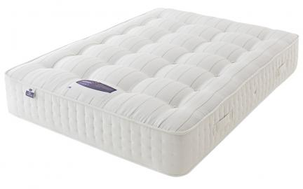 Silentnight 2600 Mirapocket Naturals Mattress, Single