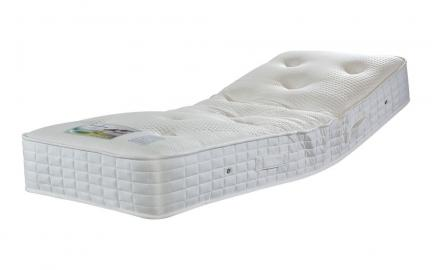 Sleepeezee 1000 Pocket Natural Adjustable Mattress, Adjustable Small Single