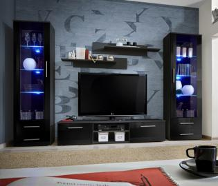 Telia 6 - black living room furniture