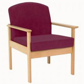 Thatcher Armchair Dewberry
