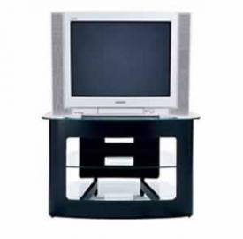 BDI Axis Series 8023BK TV Stand Black