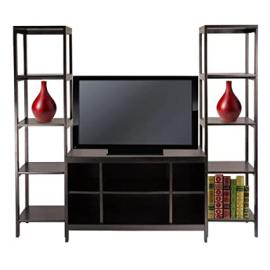 Hailey 3-Piece TV Stand Shelf Set