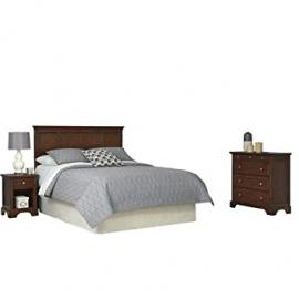 Home Styles Furniture 5529-5017 Chesapeake Headboard/Night Stand/Chest, Queen/Full