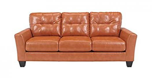 Durablend Sofa in Orange