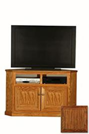 "Classic Oak 50"" TV Stand Finish: Dark Oak"