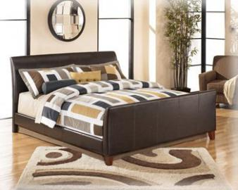 Signature Design by Ashley - Stanwick Queen Upholstered Bed