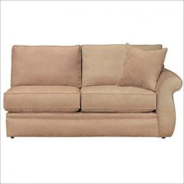 Broyhill Veronica Right Arm Facing Loveseat, Wheat