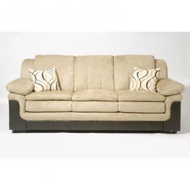 Sofa Fabric: San Marino Chocolate/Padded Walnut/Spheres Mocha