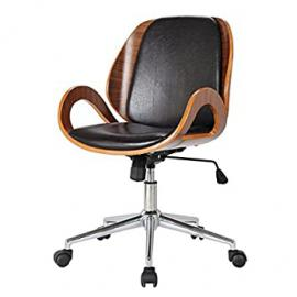 Enhance Your Dorm Room Furniture with This Beautiful Swivel Desk Chair, Also a Great Fit for Your Home or Office