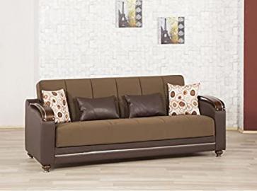 Divamax Sofa Bed | Sarp Dark Chocolate