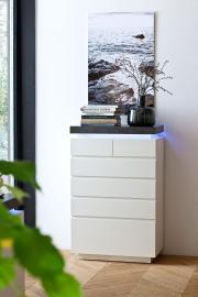 ATLANTA typ 77 - 6 drawer dresser