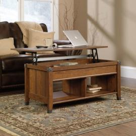 Practical and Stylish Crafted Lounge Coffee Table with Hidden Storage Lift Work Top - Sale Price , Order Today !