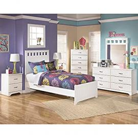 Lulu Panel Bedroom Set Full