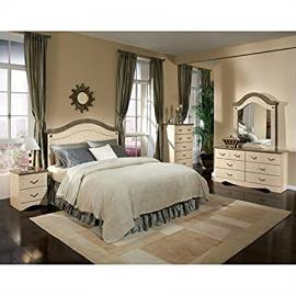 Standard Furniture Florence 5 Piece Bedroom Set