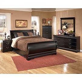Huey Vineyard Sleigh Bedroom Set King