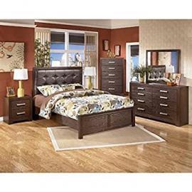 Aleydis Panel Bedroom Set King