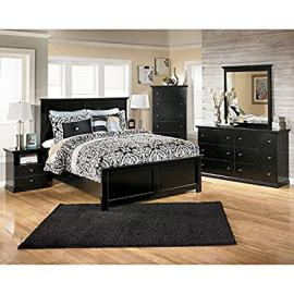 Maribel Panel Bedroom Set King