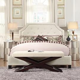 Home Creek Simone Linen Bed