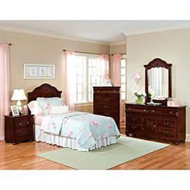 Jaqueline Headboard Bedroom Set Twin