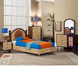 NBA Basketball New York Knicks Bedroom In A Box