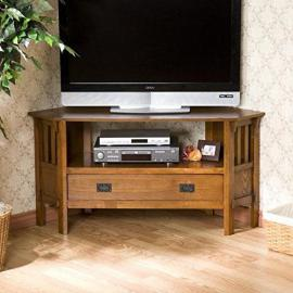 Discount TV Stand Home Entertainment Media Center with Storage Drawer