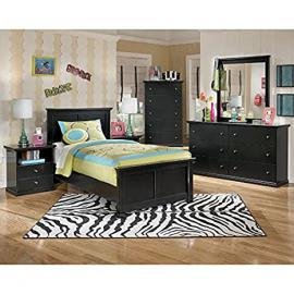 Maribel Youth Panel Bedroom Set Twin