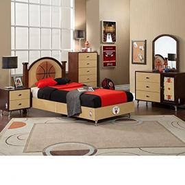 NBA Basketball Chicago Bulls Bedroom In A Box