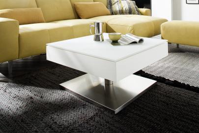 Mariko - small square coffee table