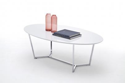 Livia - oval coffee table