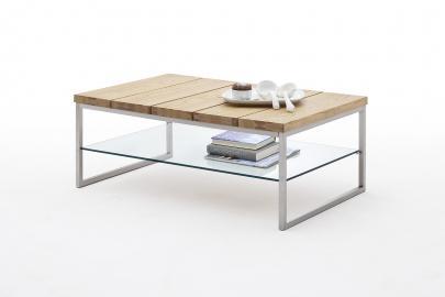 Norge - oak modern coffee table