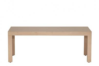 urbangreen furniture maple unfinished Parsons Coffee Table