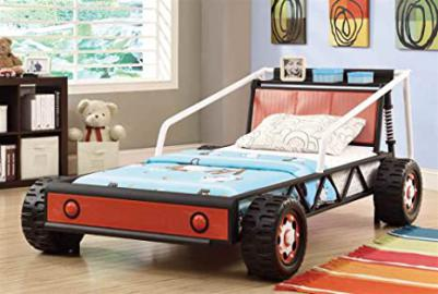 Ct1400700 Twin Race Car Bed