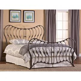 Hillsdale Bennington Bed Set with Rails - Queen