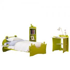 Legare Frog Bed and Bookcase Set by RST Brands