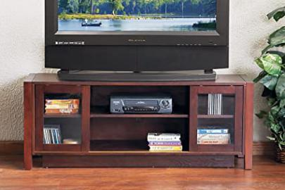 Media Console Flat-Panel TV Stand