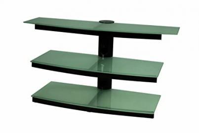 Opera AV-52 TV Stand with Three Glass Shelves