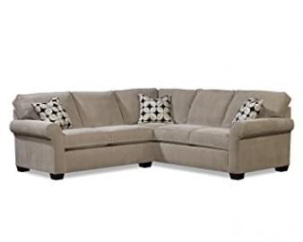 Broyhill Ethan Right Arm Facing Corner Sofa, Beige