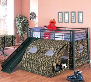 Ct17470 Twin Loft Bed