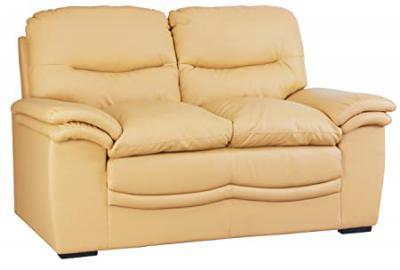Glory Furniture G187-L Living Room Love Seat, Khaki