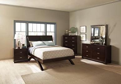 Astrid Cal King Bed By Homelegance