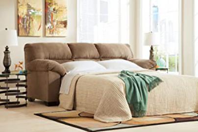 Zorah Mocha Full Sofa Sleeper