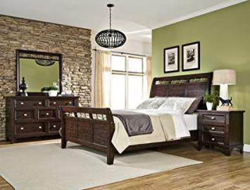 """Hayden Queen Bed (64""""w x 82""""d x 56""""h)"""