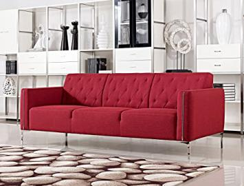 Elise Fabric Sofa by Diamond Sofa