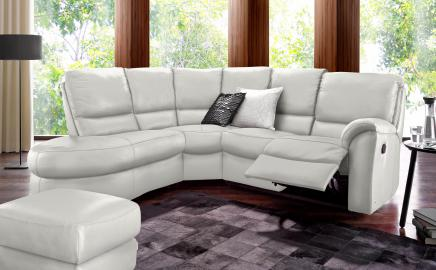 CALIA ITALIA Ecksofa CS_Mark