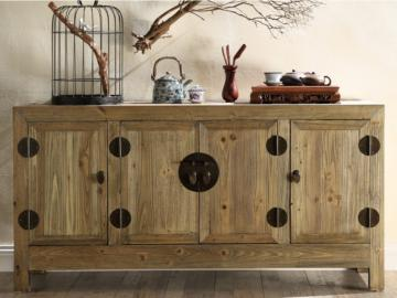 Sideboard Holz massiv TRAPANO