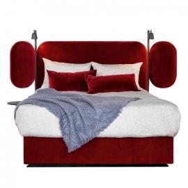 Polsterbett S IV Wings Bed