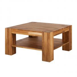 Tavolino da salotto AarupWOOD II - legno massello di quercia - Quercia, Ars Natura