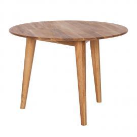 Tavolino da salotto FynWOOD III - legno massello di quercia - Quercia, Ars Natura